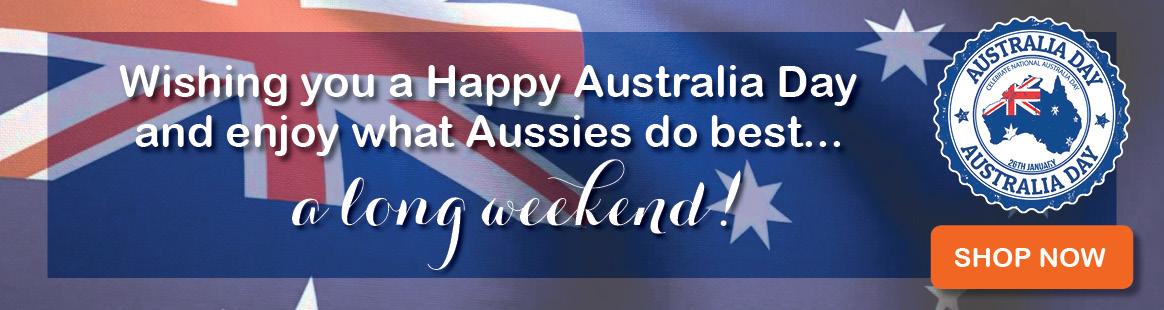 Australia Day Banner