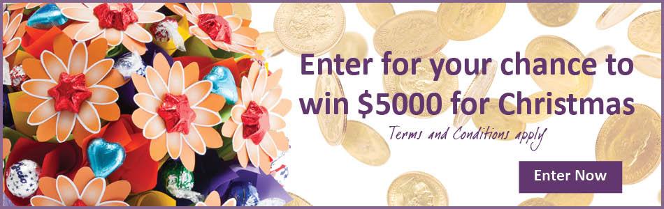 $5000 Cash Prize