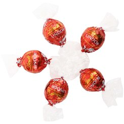 6 Milk Chocolate Lindt Balls