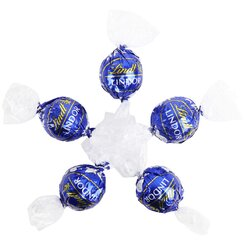 6 Dark Chocolate Lindt Balls
