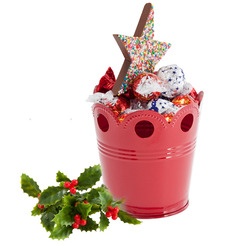 Christmas Star Bucket