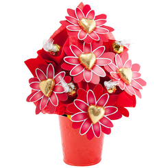 Sweet Red Chocolate Bouquet
