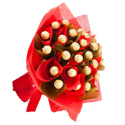 Luxury Ferrero Posy