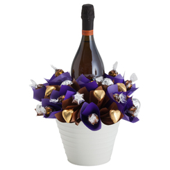 Luxury Sparkling Chocolate Bouquet