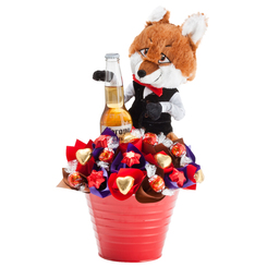 Foxy Beer Bouquet