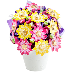 Bright Delight Bouquet Large
