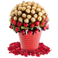 Luxury Chocolate Bouquet Bloom