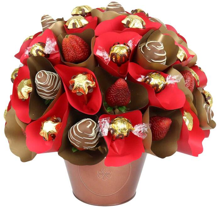 Chocolate Dipped Strawberries The Perfect Gift For Any Celebration