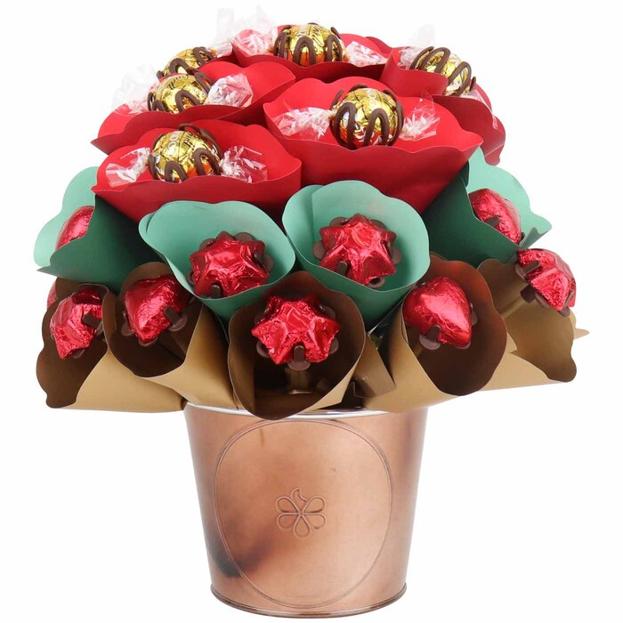 Chocolate Hampers Edible Blooms Chocolate Gift Baskets Online