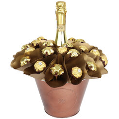 Luxury Prosecco Chocolate Bouquet