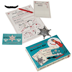 Rex - Secret Agent Detective Set Kit
