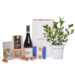 Gardenia & Red Wine Hamper