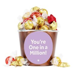 One in a Million Chocolate Bucket