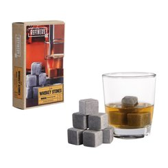 Refinery Whiskey Stone 10 Piece Drinking Set