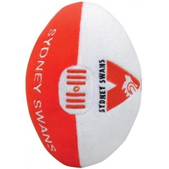 AFL Sydney Swans Plush Football