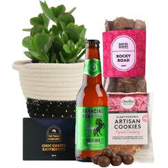 The Succulent & Beer Gourmet Hamper
