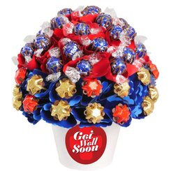 Get Well Large Dark Chocolate Bouquet