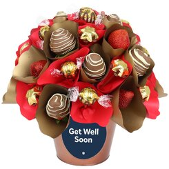 Get Well Strawberry Heaven Medium