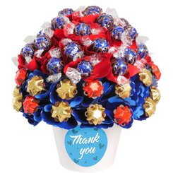 Thank You Large Dark Chocolate Bouquet