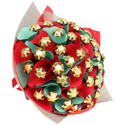 Christmas Star Bouquet Grand