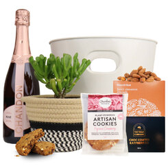 The Succulent & Sparkling Gourmet Hamper