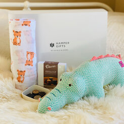 Baby Fox Treat Box