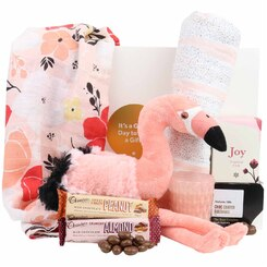 Baby Flamingo Gift Hamper