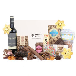 Margaret River & WA Chocolate and Wine Luxury Hamper