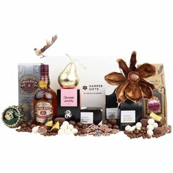 Luxury Scotch Christmas Gift Hamper