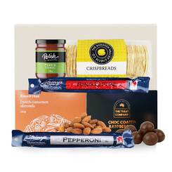 Everything but the Cheese Treat Gift Box