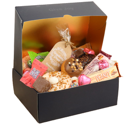 Donut Dessert Treat Box