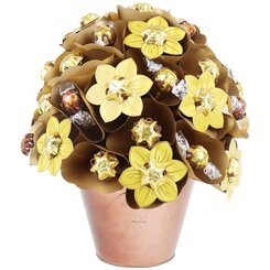 Golden Large Chocolate Bouquet