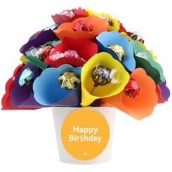 Happy Birthday Medium Chocolate Bouquet