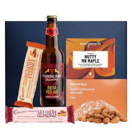 Craft Beer & Chocolate Treat Gift Box