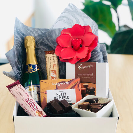 French Sparkling Chocolate Treat Box