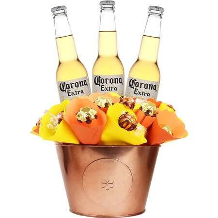 Corona Chocolate Bouquet Large